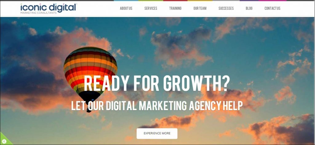 Iconic Digital - Content Marketing Agencies in Europe