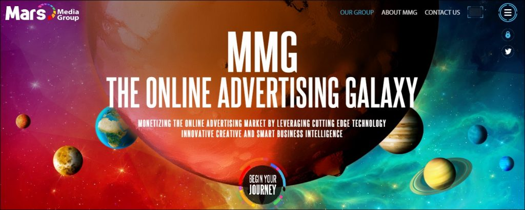 Advertising Agencies in the Middle East: mars media group