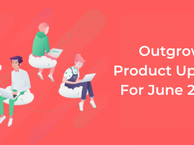 Outgrow Product Update For June 2020