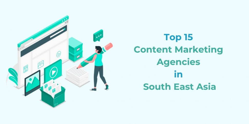 content marketing agencies in South East Asia