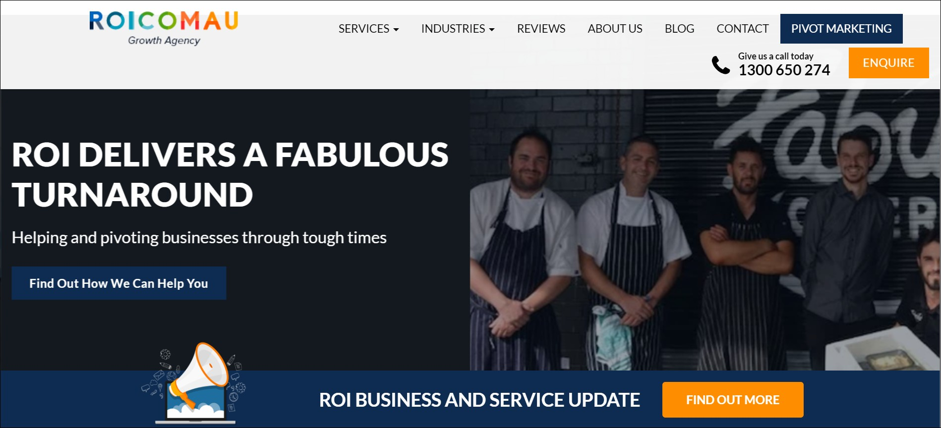 ROICOMAU: advertising agencies in Australia
