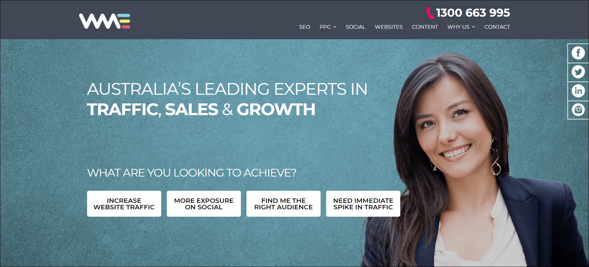 WME: advertising agencies in Australia