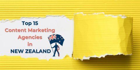 Content marketing agencies in New Zealand
