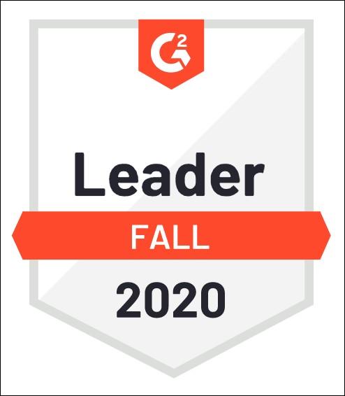 Outgrow Wins G2 Leader Award