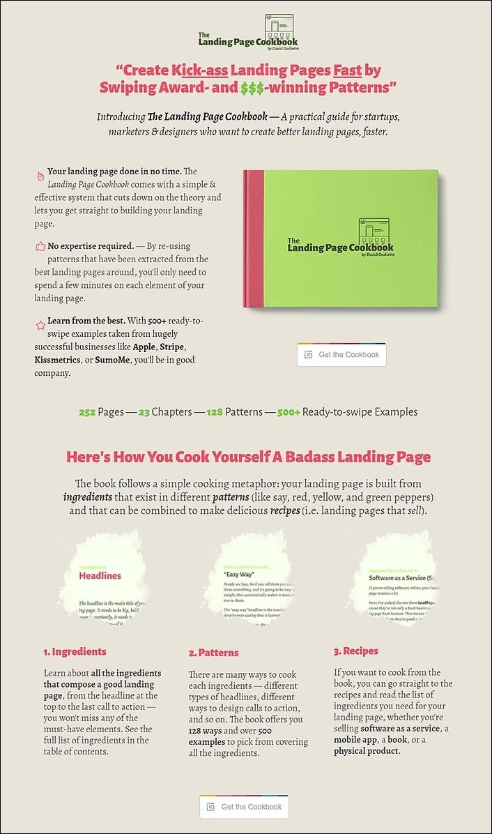 landing page software