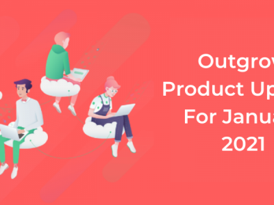 Outgrow Product Update for January 2021