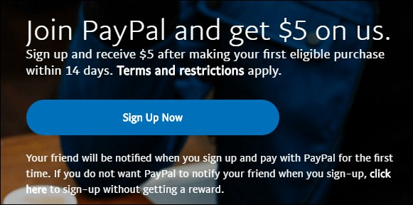 PayPal growth hacking strategy