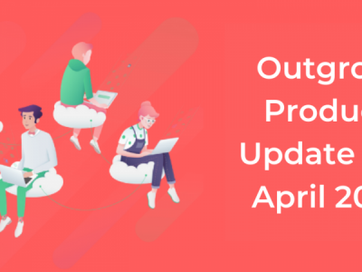 Outgrow Product Update for April 2021