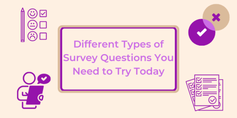 types of survey questions