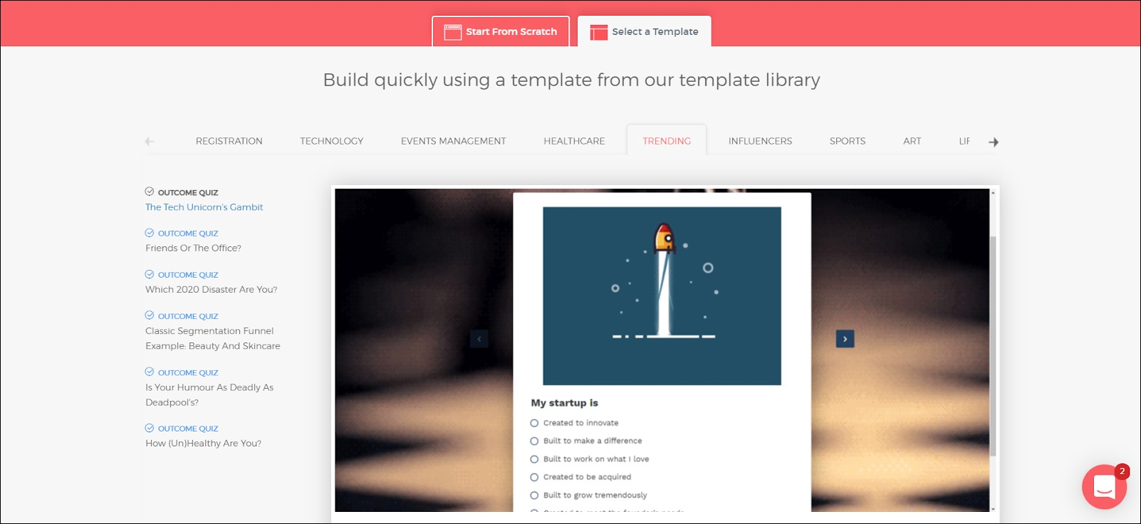 interactive content examples