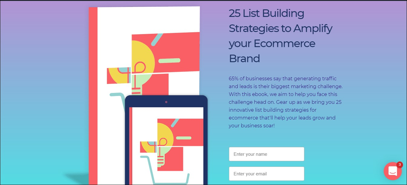 25 list generation ideas ebook