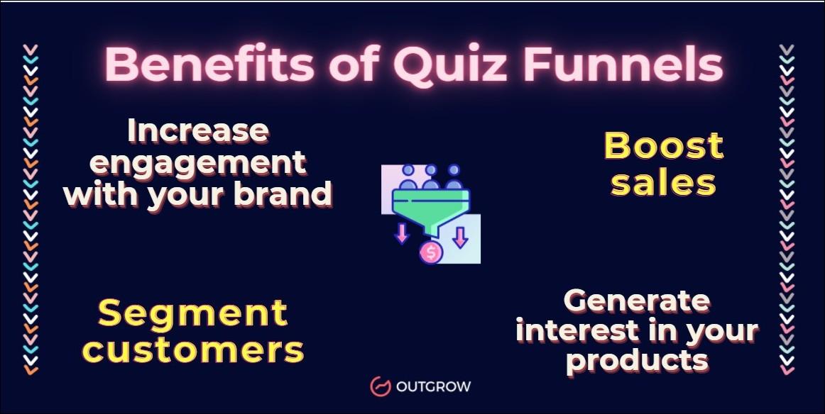 benefits of quiz funnel