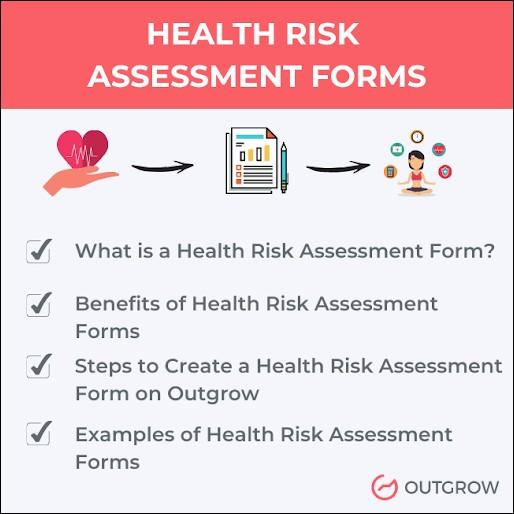 Health Risk Assessment Forms