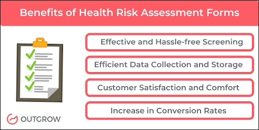 Benefits of Health Risk Assessment Forms