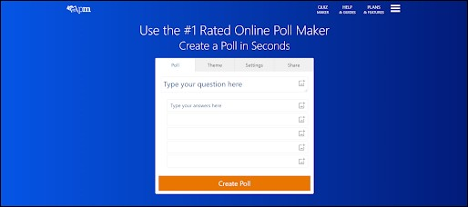 online poll makers
